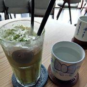Coffee Matcha Iceblended 38k