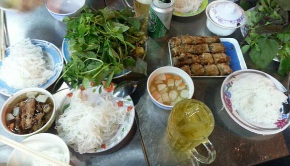Hồng Hạnh Quán - Bún Chả Hà Nội