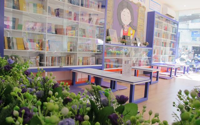 The Lib Coffee & Books
