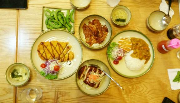 Tanpopo - Món Ngon Nhật Bản - Võ Nguyên Giáp