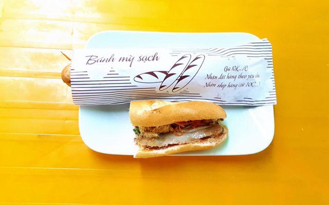 Cô Lê - Bánh Mì Que Sạch