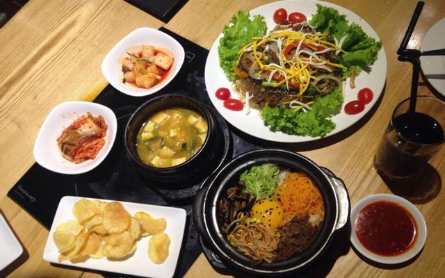 Sariwon - Lẩu Nướng Hàn Quốc - BigC Thăng Long