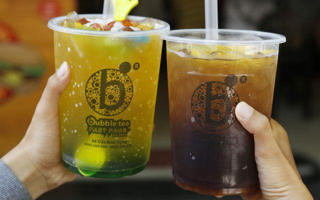 Bubble Tea & Fast Food - Co.opMart