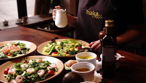 Haka - Healthy Food & Coffee