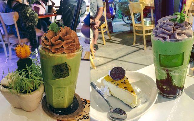 Long Châu - Coffee & Cake