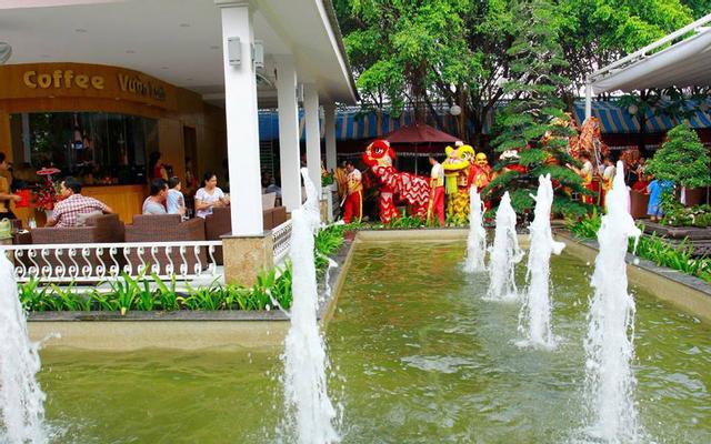 Vườn Xanh Coffee - Linh Đông