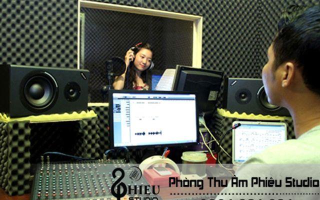 Phiêu Studio - Phòng Thu Âm