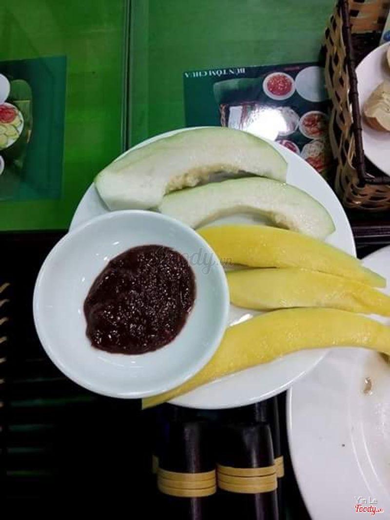 Tráng miệng trái cây