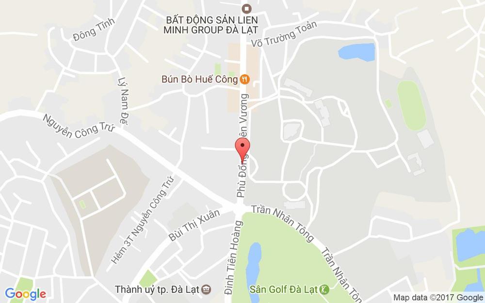 Vị trí bản đồ Mai Quỳnh - Lò Mứt ở Lâm Đồng