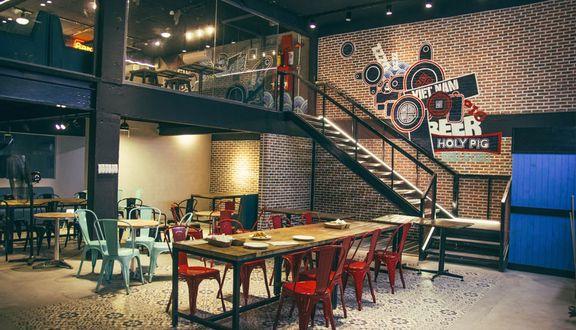 Holy Pig - Asian BBQ & Beer Restaurant