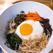 Cơm trộn Hàn Quốc 69k