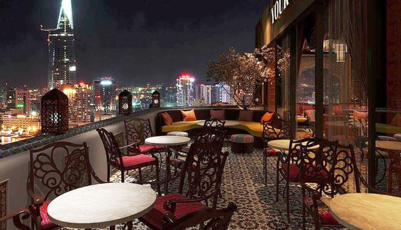 The 100 Rooftop Lounge