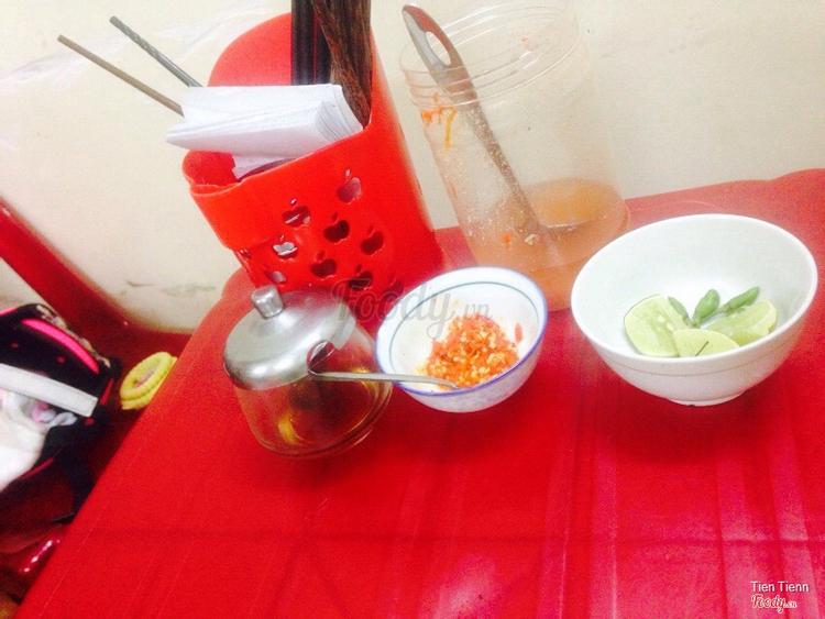 Bánh Xèo Chảo ở Khánh Hoà
