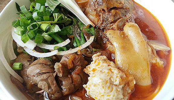 Bún Bò & Giò Heo - Nguyễn Khuyến
