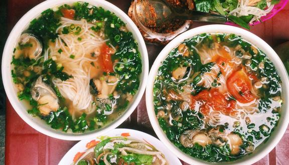 Bún Ốc Cô Huệ - Nguyễn Siêu