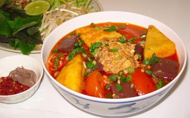 Bà Loan - Bún Riêu Cua Đồng