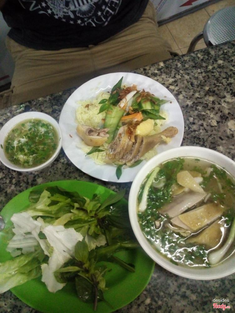 Cơm Gà Út ở Khánh Hoà