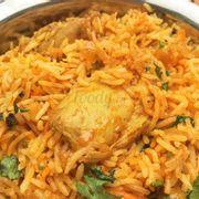 Cơm gà Ấn Độ