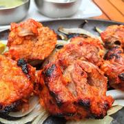 Thịt cừu Boti Kabab