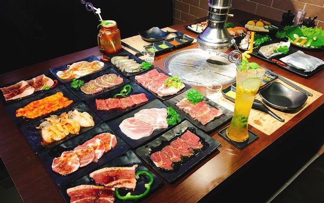 Grill & Cheer - Buffet Nướng & Lẩu Hàn Nhật - Vincom Xuân Khánh