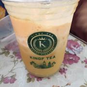 Hồng trà cheese foam (takeaway)