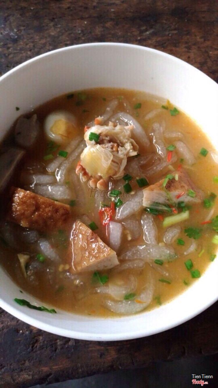 Bánh Canh Ghẹ - Tiền Giang ở Khánh Hoà