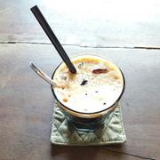 Cà phê đen Sài Gòn.