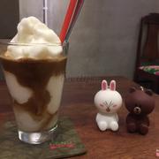 Cà phê cốt dừa