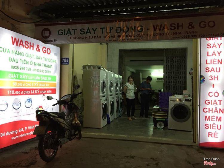 Wash & Go Nha Trang - Cửa Hàng Giặt Sấy Tự Động ở Khánh Hoà