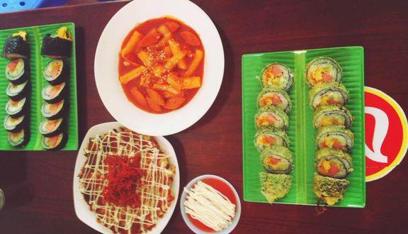 Nguyên Liệu Đồ Ăn Hàn Quốc - Shop Online