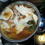 Lẩu Thái hải sản chua cay