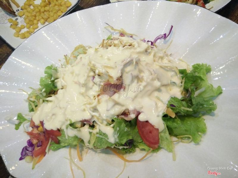 Salad chanh leo