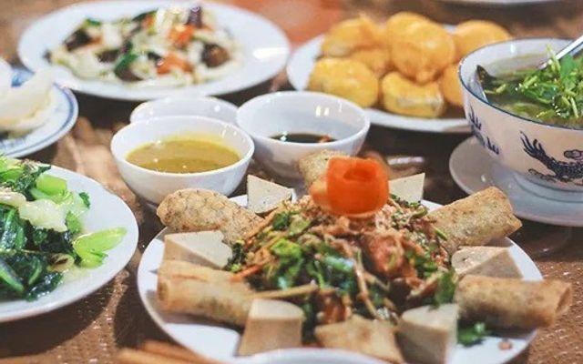 Quán Chay Thiên Phú - Nguyễn Công Trứ