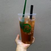 hồng trà củ năng