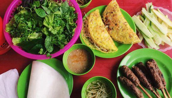 Bánh Xèo & Chè Bưởi An Giang