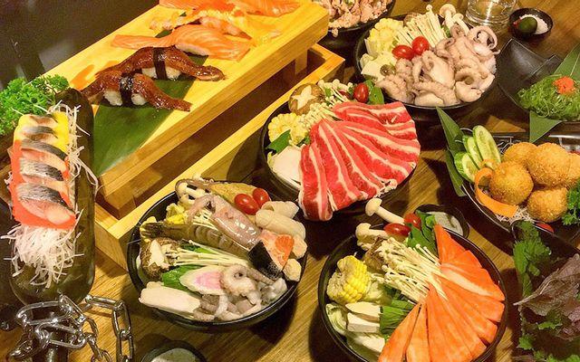 Sio Sushi - Hoàng Cầu