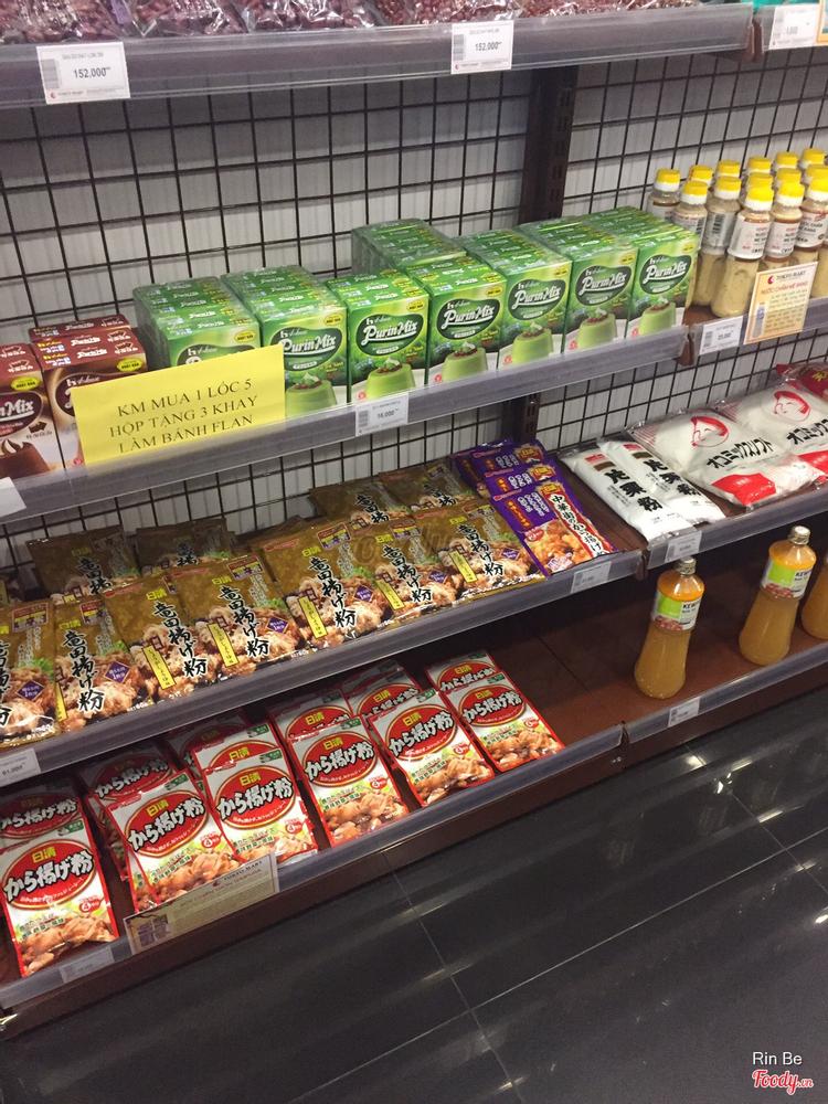 Tokyo Mart - Cửa Hàng Nhật Bản - Nguyễn Thị Minh Khai ở TP. HCM