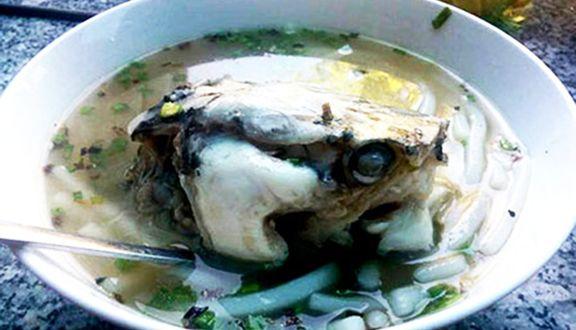 Bánh Canh Đầu Cá Thu