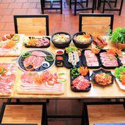 Thịt nướng than BBQ phong cách Hàn