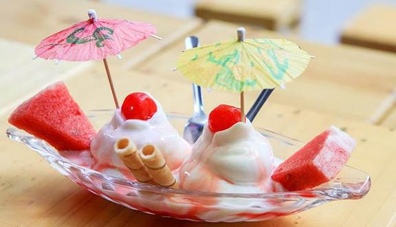 Halloween Ice Cream - Tân Triều