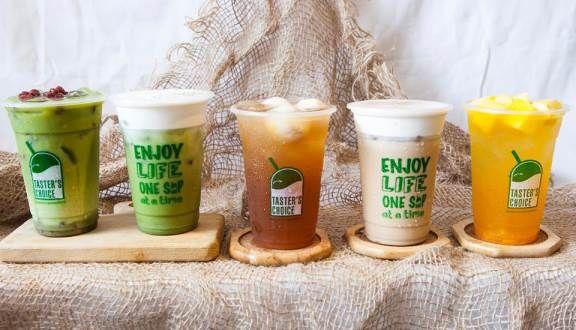 Trà Sữa Taster's Choice - Hồ Đắc Di