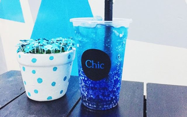 Chic Milk Tea
