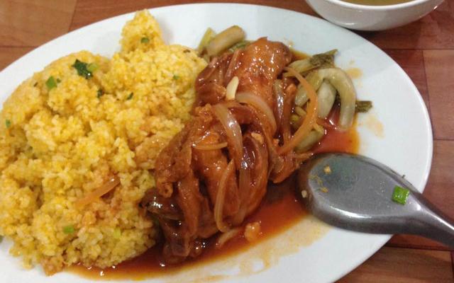 Cơm Gà Xối Mắm - Kim Giang