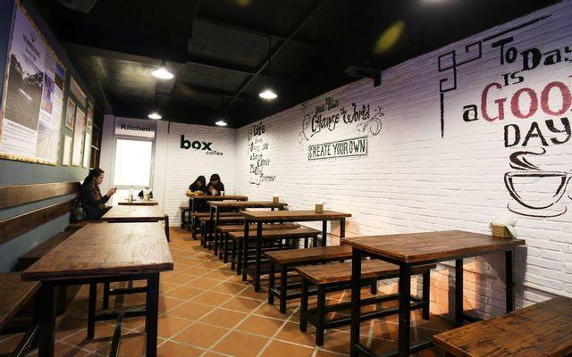Box Tea & Coffee - Bùi Thị Xuân