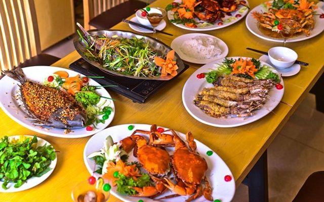 Thế Giới Hải Sản Restaurant
