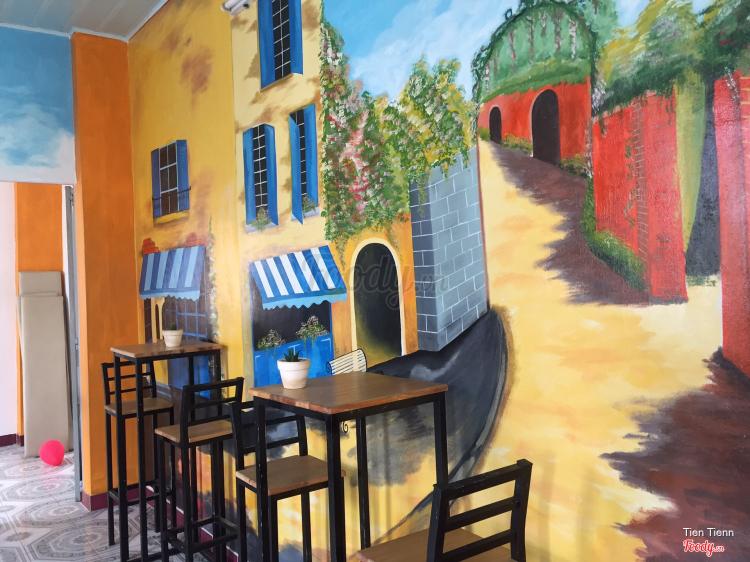 Kệ Coffee Shop ở Khánh Hoà