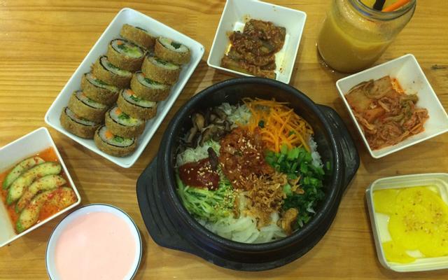 Kim Chi Kim Chi - Quán Ăn Hàn Quốc