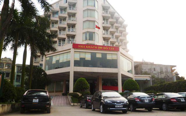 Nhà Khách 299 Bộ Quốc Phòng