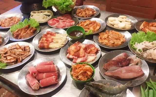Bờm Nướng - Trung Liệt