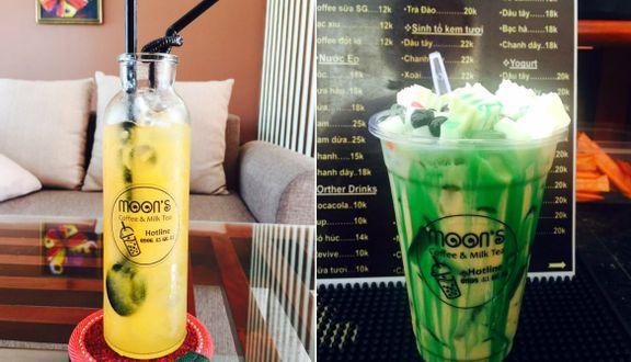 Moon's Coffee & Milk Tea
